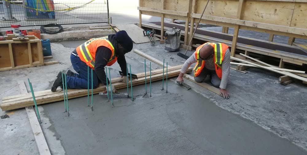Concrete Restoration and Repair Services