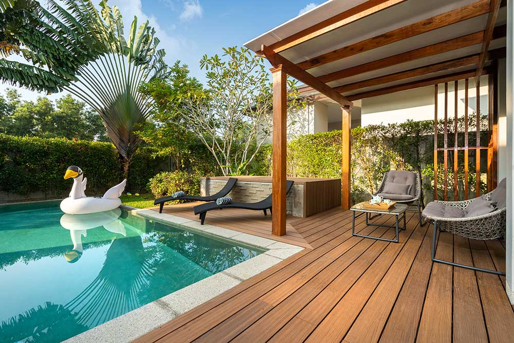 GET A FREE ESTIMATE FOR YOUR DECK PROJECT