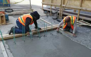 Concrete Restoration and Repair Services