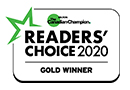 Gold Readers Choice Award 2020